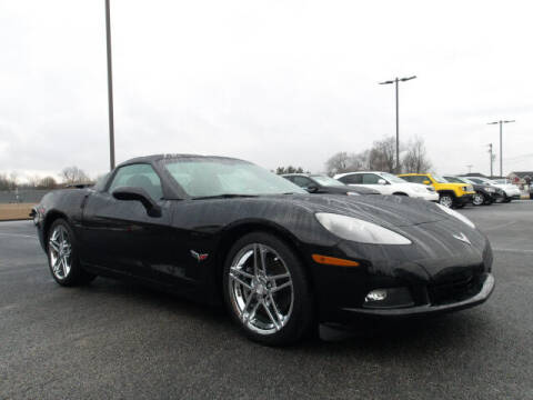 2010 Chevrolet Corvette for sale at TAPP MOTORS INC in Owensboro KY