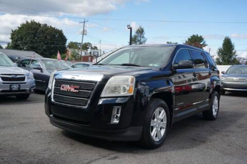 2012 GMC Terrain for sale at HD Auto Sales Corp. in Reading PA