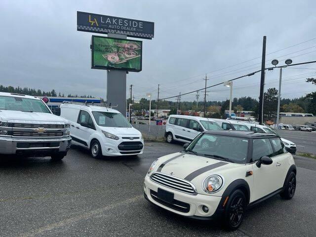 2013 MINI Hardtop for sale at Lakeside Auto in Lynnwood WA