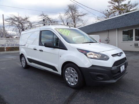 2017 Ford Transit Connect Cargo for sale at Sandy Motors Inc in Coventry RI