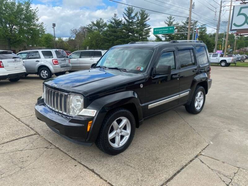 2010 Jeep Liberty for sale at Wolfe Brothers Auto in Marietta OH