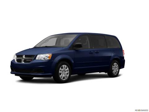 2014 Dodge Grand Caravan for sale at Mann Chrysler Dodge Jeep of Richmond in Richmond KY