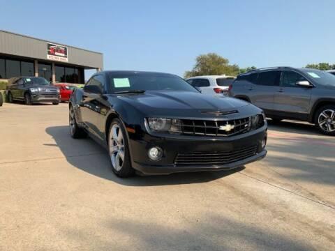 2011 Chevrolet Camaro for sale at KIAN MOTORS INC in Plano TX