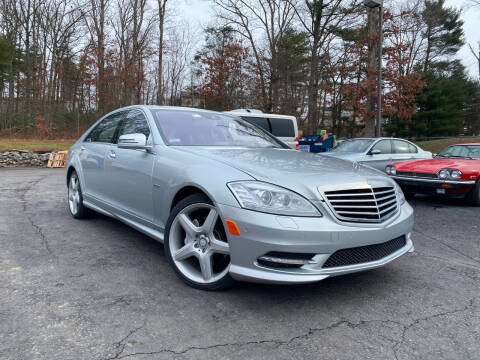 2012 Mercedes-Benz S-Class for sale at Deals On Wheels LLC in Saylorsburg PA