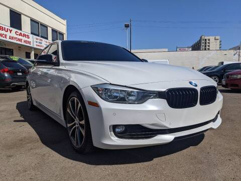 2015 BMW 3 Series for sale at Convoy Motors LLC in National City CA
