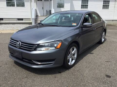 2014 Volkswagen Passat for sale at Bromax Auto Sales in South River NJ