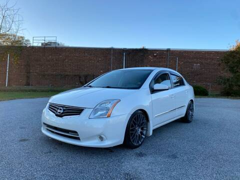 2012 Nissan Sentra for sale at RoadLink Auto Sales in Greensboro NC