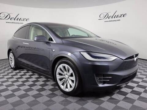 2017 Tesla Model X for sale at DeluxeNJ.com in Linden NJ