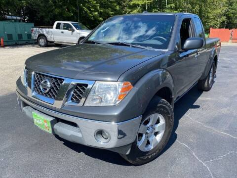 2011 Nissan Frontier for sale at Granite Auto Sales in Spofford NH