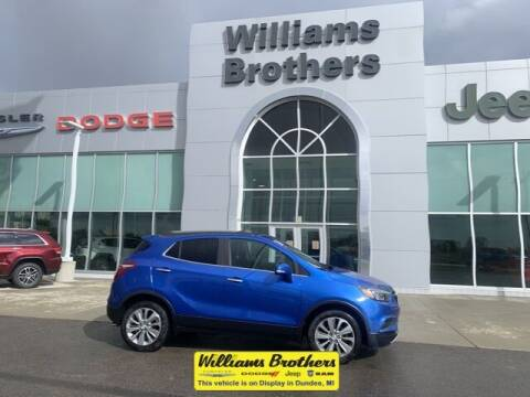 2017 Buick Encore for sale at Williams Brothers - Pre-Owned Monroe in Monroe MI
