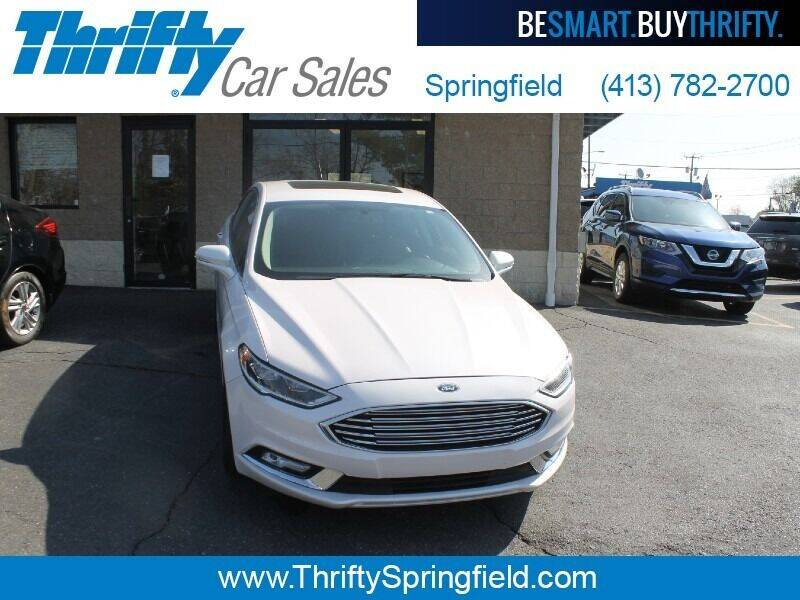 2017 Ford Fusion Energi for sale in Springfield, MA