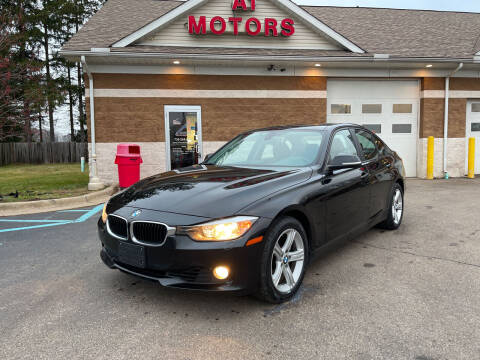 2013 BMW 3 Series for sale at A 1 Motors in Monroe MI