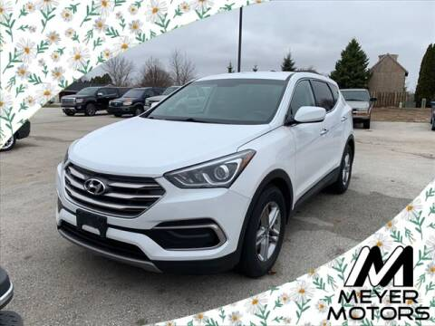 2018 Hyundai Santa Fe Sport for sale at Meyer Motors in Plymouth WI