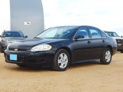 2011 Chevrolet Impala for sale at Super Trooper Motors in Madison WI