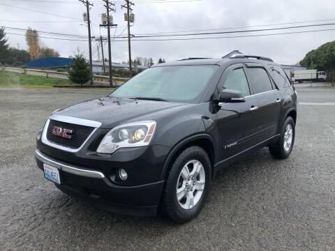 2008 GMC Acadia for sale at South Tacoma Motors Inc in Tacoma WA