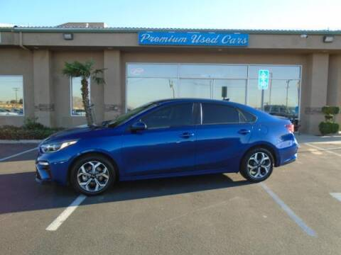2019 Kia Forte for sale at Family Auto Sales in Victorville CA