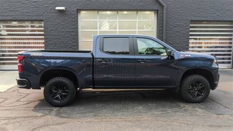 2020 Chevrolet Silverado 1500 for sale at Mercedes-Benz of North Olmsted in North Olmsted OH