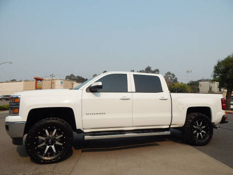 2014 Chevrolet Silverado 1500 for sale at Direct Auto Outlet LLC in Fair Oaks CA