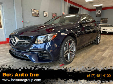 2018 Mercedes-Benz E-Class for sale at Bos Auto Inc in Quincy MA