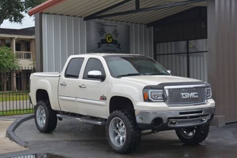 2013 GMC Sierra 1500 for sale at G MOTORS in Houston TX