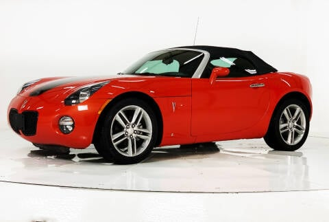 2009 Pontiac Solstice for sale at Houston Auto Credit in Houston TX