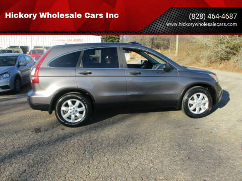 2009 Honda CR-V for sale at Hickory Wholesale Cars Inc in Newton NC