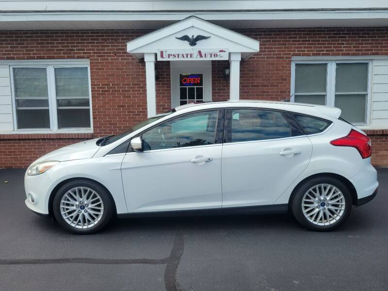2012 Ford Focus for sale at UPSTATE AUTO INC in Germantown NY