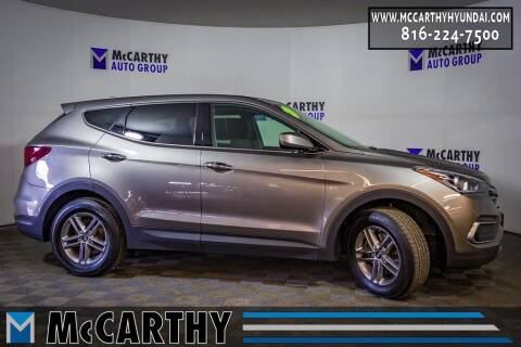 2017 Hyundai Santa Fe Sport for sale at Mr. KC Cars - McCarthy Hyundai in Blue Springs MO