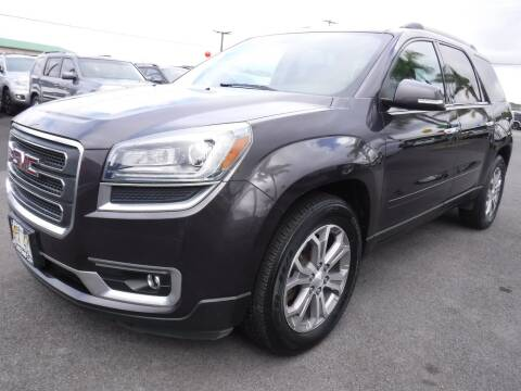 2013 GMC Acadia for sale at PONO'S USED CARS in Hilo HI