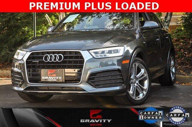 2018 Audi Q3 2.0T Premium Plus - Atlanta GA