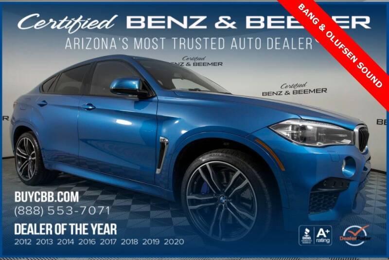 2018 BMW X6 M for sale in Scottsdale, AZ