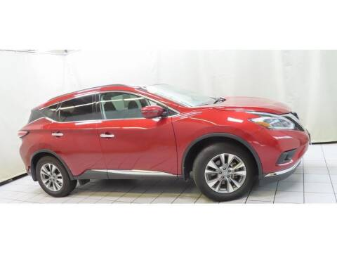 2018 Nissan Murano for sale at Platinum Car Brokers in Spearfish SD