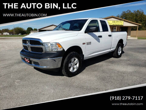 2018 RAM Ram Pickup 1500 for sale at THE AUTO BIN, LLC in Broken Arrow OK
