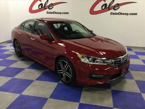 2017 Honda Accord for sale at Cole Chevy Pre-Owned in Bluefield WV