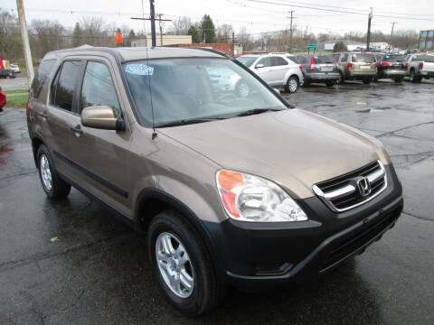 2004 Honda CR-V for sale at Bob's Auto Sales in Canton OH