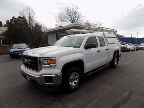2014 GMC Sierra 1500 for sale at Comet Auto Sales in Manchester NH