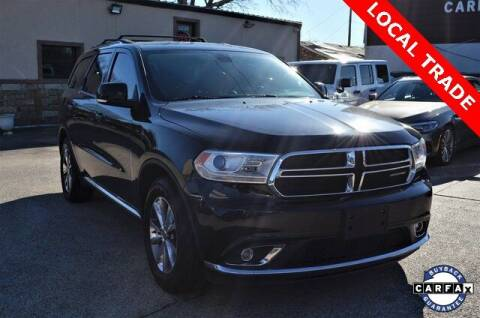 2014 Dodge Durango for sale at LAKESIDE MOTORS, INC. in Sachse TX