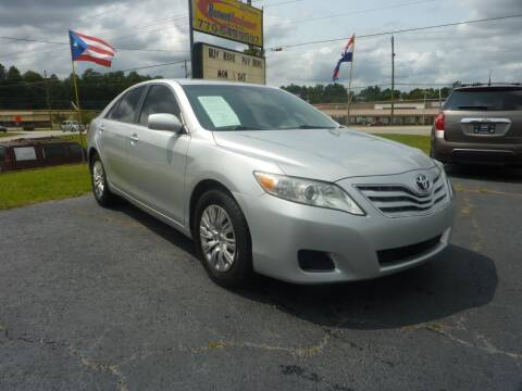 2011 Toyota Camry for sale at Roswell Auto Imports in Austell GA