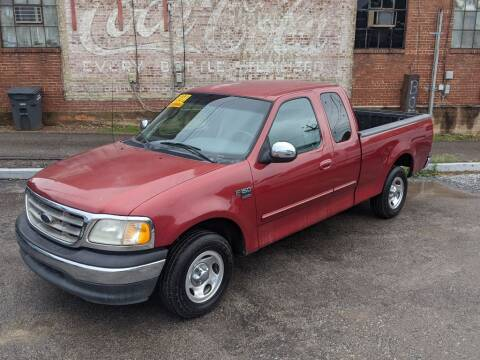 2001 Ford F-150 for sale at Lincoln County Automotive in Fayetteville TN