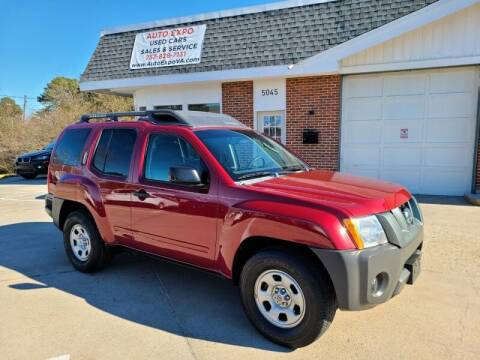 2007 Nissan Xterra for sale at Auto Expo in Norfolk VA