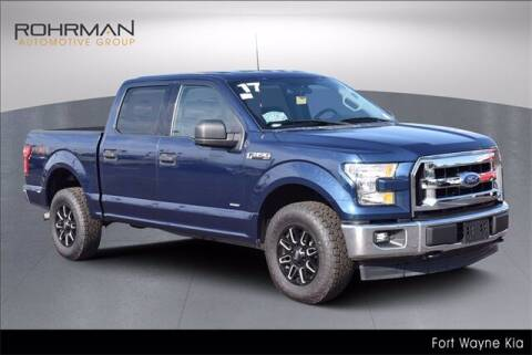 2017 Ford F-150 for sale at BOB ROHRMAN FORT WAYNE TOYOTA in Fort Wayne IN