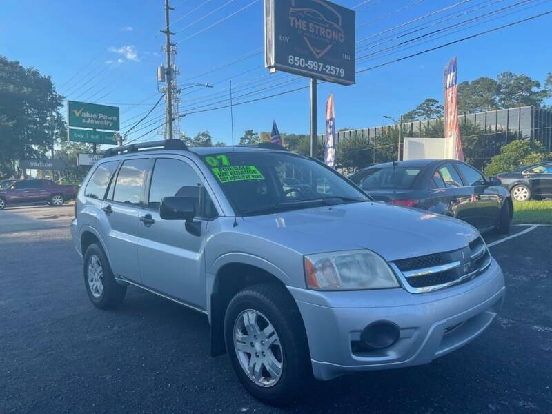 2007 Mitsubishi Endeavor for sale at The Strong St. Moses Auto Sales LLC in Tallahassee FL