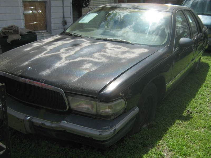 1992 Buick Roadmaster for sale at Ody's Autos in Houston TX