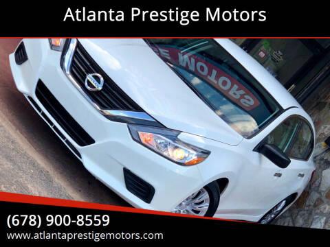 2016 Nissan Altima for sale at Atlanta Prestige Motors in Decatur GA