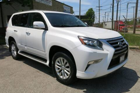2015 Lexus GX 460 for sale at VA MOTORCARS in Cleveland OH