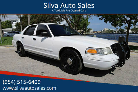 2006 Ford Crown Victoria for sale at Silva Auto Sales in Pompano Beach FL