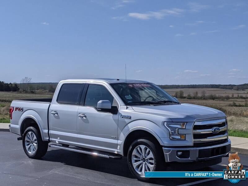 2016 Ford F-150 for sale at Bob Walters Linton Motors in Linton IN
