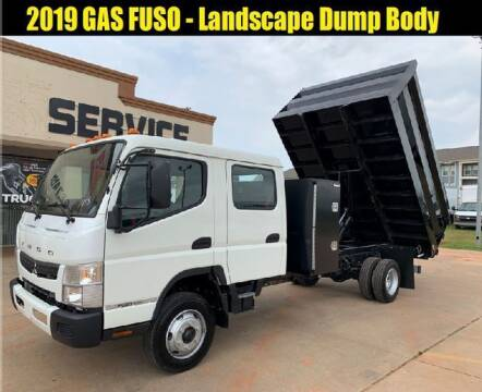 2019 Mitsubishi Fuso FEC7TW for sale at TRUCK N TRAILER in Oklahoma City OK