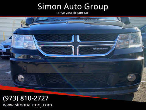 2011 Dodge Journey for sale at Simon Auto Group in Newark NJ