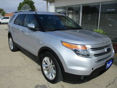 2013 Ford Explorer for sale at Choice Auto in Carroll IA